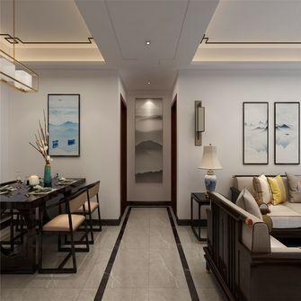 130平米三室两厅新古典风格走廊图片大全