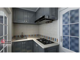 80平米四室一厅地中海风格厨房欣赏图