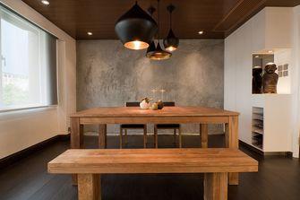 70平米宜家风格餐厅图片