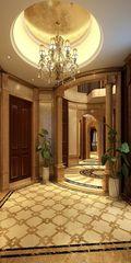20万以上140平米别墅英伦风格楼梯图片
