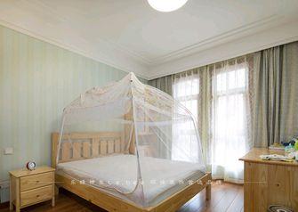 140平米复式东南亚风格儿童房设计图