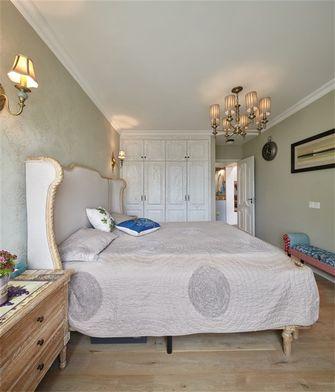90平米混搭风格卧室欣赏图