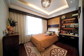 100平米三室一厅东南亚风格卧室图片