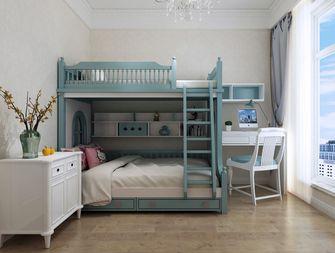 90平米美式风格儿童房图片大全