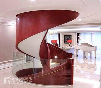 20万以上140平米别墅新古典风格楼梯间欣赏图
