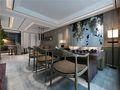 富裕型140平米三室三厅东南亚风格客厅图片