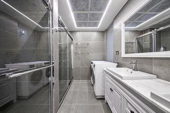 140平米一室两厅北欧风格卫生间效果图