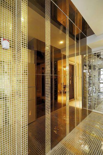 经济型120平米三室一厅英伦风格走廊效果图