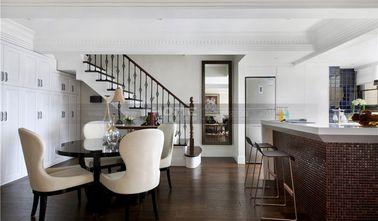 120平米四室两厅混搭风格楼梯间装修效果图