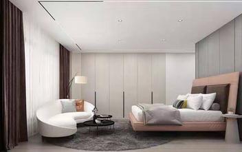 130平米三室一厅现代简约风格卧室效果图