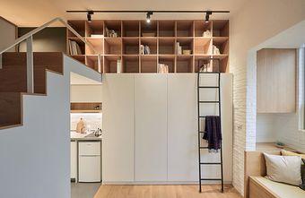 40平米小户型北欧风格储藏室装修图片大全