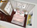 宜家风格卧室图