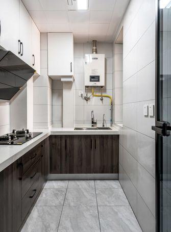 40平米小户型美式风格厨房装修效果图