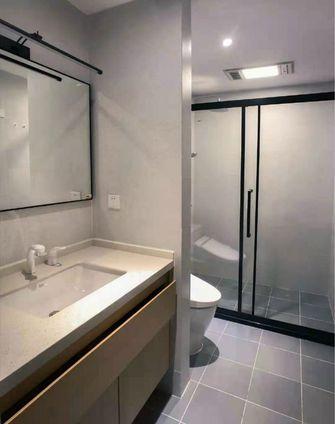 120平米三室两厅日式风格卫生间图片大全