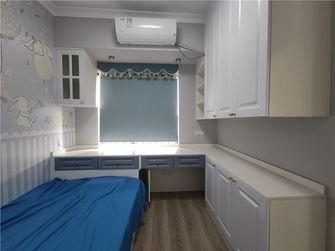 富裕型120平米四室两厅美式风格儿童房图片