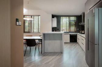 60平米一室两厅混搭风格厨房装修效果图