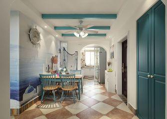 富裕型90平米地中海风格玄关背景墙效果图