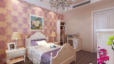 20万以上140平米复式欧式风格青少年房装修图片大全