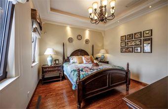 140平米别墅地中海风格卧室装修效果图