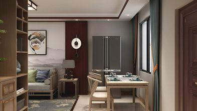 100平米三室一厅中式风格餐厅欣赏图