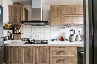 100平米三室两厅北欧风格厨房效果图