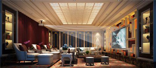 140平米复式欧式风格影音室图