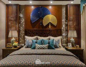 140平米三室两厅东南亚风格卧室装修效果图