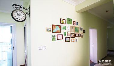90平米三室两厅地中海风格走廊设计图