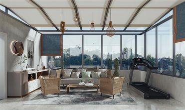 140平米别墅法式风格阳光房图片大全
