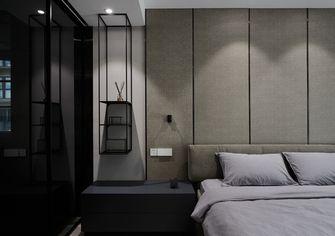 110平米三室两厅现代简约风格卧室欣赏图