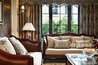 140平米别墅美式风格客厅装修图片大全