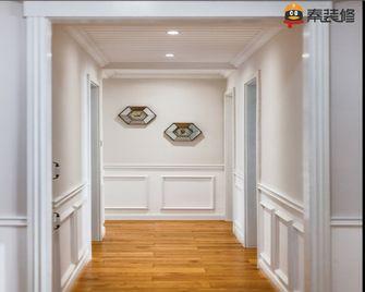 120平米三室两厅田园风格走廊装修案例