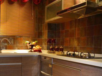 3-5万70平米公寓东南亚风格厨房装修案例