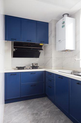 140平米四室两厅地中海风格厨房图