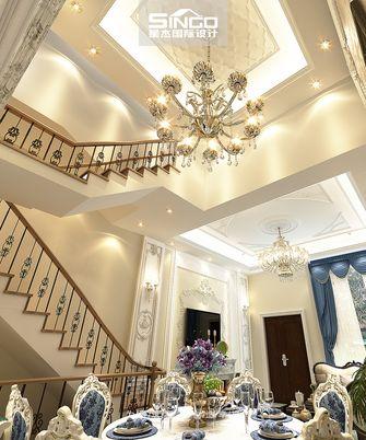 豪华型140平米别墅法式风格楼梯欣赏图