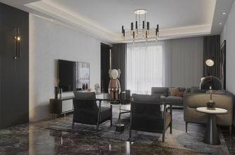 5-10万140平米四室两厅现代简约风格客厅图片大全