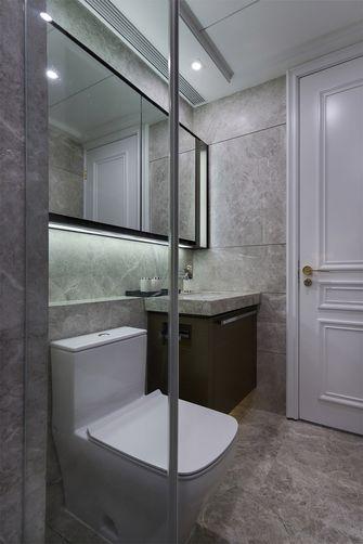 90平米三室一厅法式风格卫生间图片