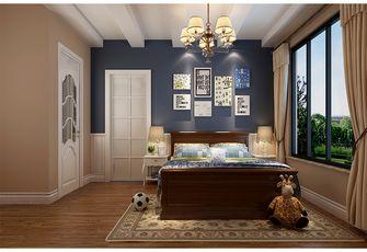 豪华型140平米别墅美式风格儿童房效果图
