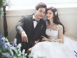婚纱摄影韩国苏荷SOHO PHOTO婚纱照