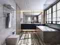 130平米四室两厅欧式风格卫生间装修案例
