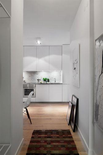 70平米公寓北欧风格走廊装修图片大全