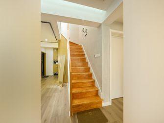 10-15万140平米四室两厅现代简约风格楼梯装修效果图