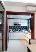 公寓中式风格装修效果图