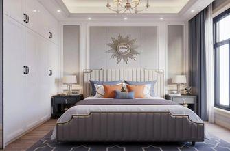 经济型140平米四室两厅美式风格卧室效果图