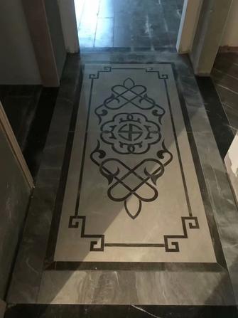 140平米别墅宜家风格走廊图
