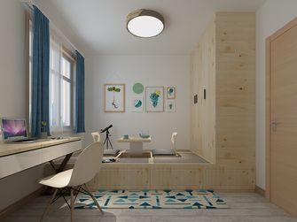 120平米三室一厅欧式风格卧室图片