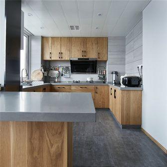 90平米中式风格厨房装修效果图