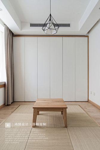 富裕型110平米日式风格书房图片