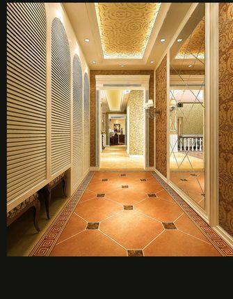20万以上140平米别墅欧式风格玄关图片