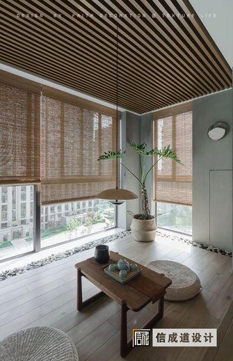 130平米四室两厅混搭风格阳台装修案例